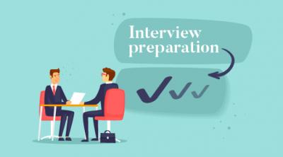 Prepare Interviews
